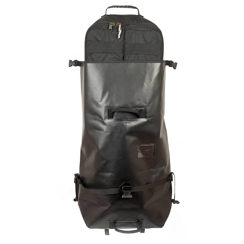 Ponting bag loading
